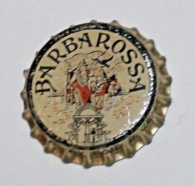 Barbarossa (Ga) Tax Cork Beer Bottle Cap - Cincinnati, Ohio