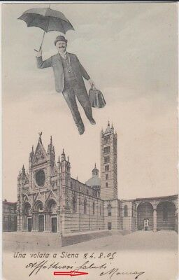 Una Volata A Siena Mary Poppins 1900 Super !