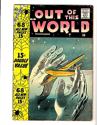 Out of This World #8 (May 1958, Charlton)