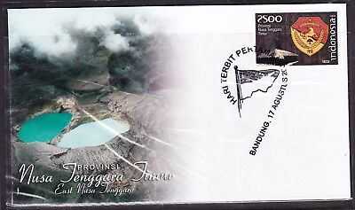 Indonesia Provinces 2009 Nusa Tenggara Timur First Day Cover