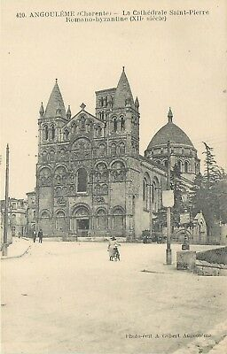 16 Angouleme Cathedrale Saint-Pierre 65462