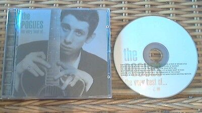 The Pogues : The Very Best Of The Pogues CD (2001) **MINT CD** FREE POST