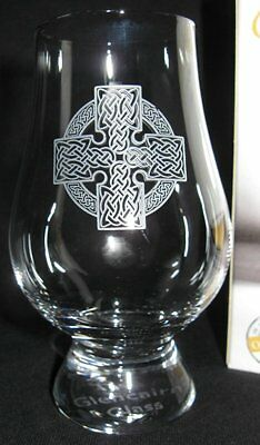 Official Glencairn Celtic Cross Single Malt Scotch Whisky Tasting Glass