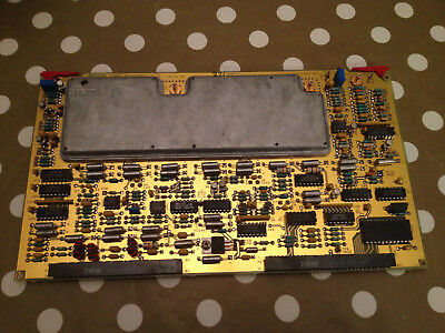 Hewlett Packard 8573A Spectrum Analyser - 60012 Reference PCB (A12)