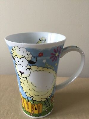 Ringtons Tall Mug - Spring Lamb