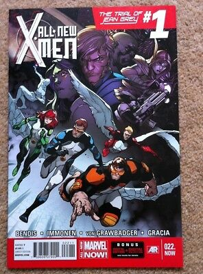 All New X-Men 22.NOW [Trial of Jean Grey 1]