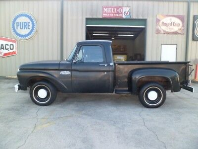1965 Ford F-100 Twin I Beam 1965 Ford F-100 Twin I Beam Truck 352 V8 3 Speed Manual On Column NO RESERVE!!
