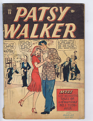 Patsy Walker #15 Bell Features CANADIAN EDITION