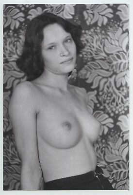 1970's AKT ÉTUDE BUSTY NAKED RDA DDR SEXY GIRL PHOTO ORIGINALE NUMÉRIQUE ÉDITION