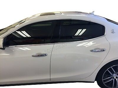 Nissan Precut Tint All Sides & Rear Window Tint Kit