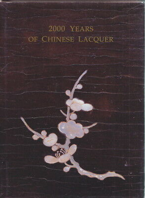 2000 YEARS OF JAPANESE LACQUER by Peter Y. K. Lam / Oriental Ceramic Society