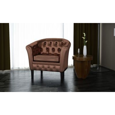 vidaxl edle chesterfield sessel wohnzimmer lounge couch sofa edler clubsessel - Dreh Clubsessel Wohnzimmer
