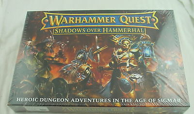 Warhammer Quest: Shadows Over HammerHall Age of Sigmar Miniatures Game WQ-03-60