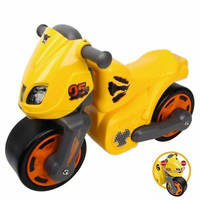 Big Racing Speed Bike Kinder Motorrad Laufrad 800056329