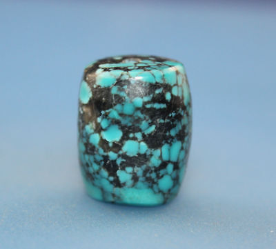 19*15mm Antique Dzi turquoise old Bead from Tibet **Free shipping**