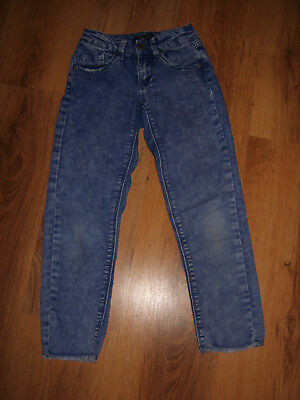 Girls, Distressed Skinny Jeans, Age 10 Years.