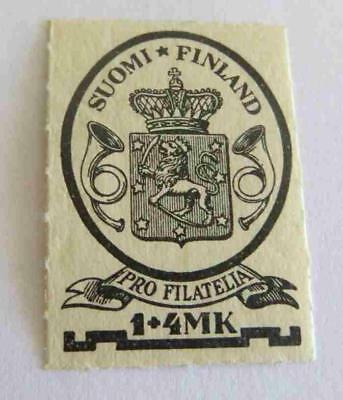 Finland 1931 Granberg Collection Fund 1m unused