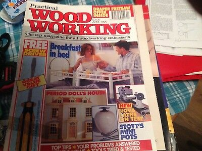 Good Woodworking Magazine -from the 1993 and wood working 10 woodturing mag