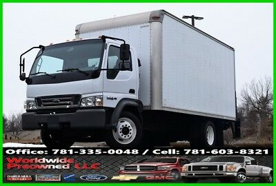 2006 Ford LCF Cab Forward Dump Truck 4.5L Power Stroke Diesel Used Tilt 2WD AC
