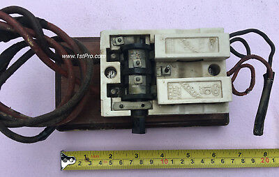 vintage mem kantark fuse box china fuses, timber mount, rare old fuse switch  old fuse box wiring diagrams