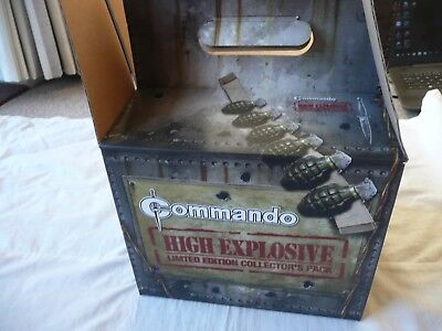 Commando Books - High Explosive Boxed Set Rare Limited Edition - Collectors Edt.