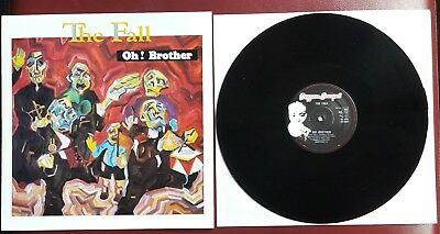 The Fall - Oh! Brother ( Mark E. Smith ), mint condition