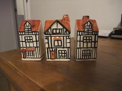 Marvellous Vintage Cruet Set By Beswick