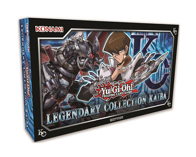 Yu-Gi-Oh Trading Card Game Legendary Collection Kaiba Box PRE-ORDER
