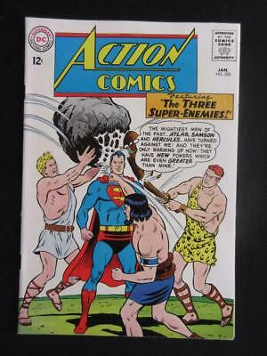 Action Comics #320 DC 1965 - NEAR MINT 9.2 NM - Superman, Clark Kent, Lois Lane!