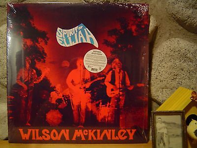 WILSON MCKINLEY Spirit Of Elijah LP/1971 US/Xian-West Coast Psych/Acid Archives