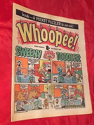 WHOOPEE! COMIC - 5th AUGUST 1978
