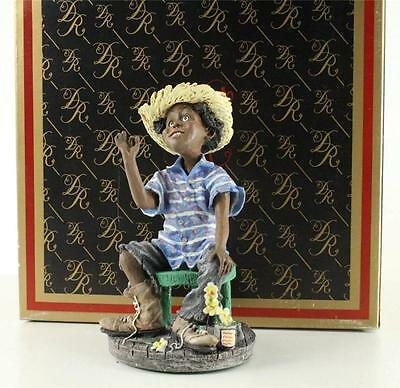 DUNCAN ROYALE Early Americans Ebony Collection SMILE FOR THE CAMERA LE 605/5000