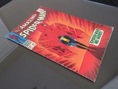 Amazing Spider-Man #50 Marvel 1967 - 1st app Kingpin - John Romita, Stan Lee!!!!