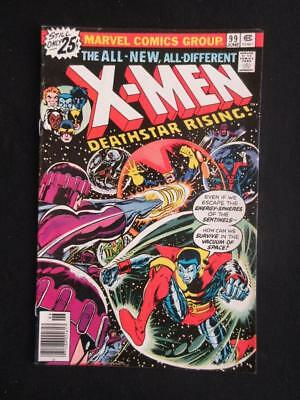X-Men #99 MARVEL 1976 - Wolverine, Cyclops, Storm, Colossus, Nightcrawler!!!!
