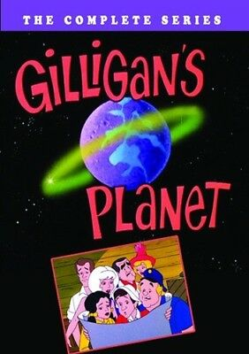 GILLIGAN'S PLANET THE COMPLETE SERIES New Sealed DVD Gilligan's Island