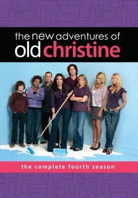 THE NEW ADVENTURES OF OLD CHRISTINE SEASON 4 New Sealed 5 DVD Set