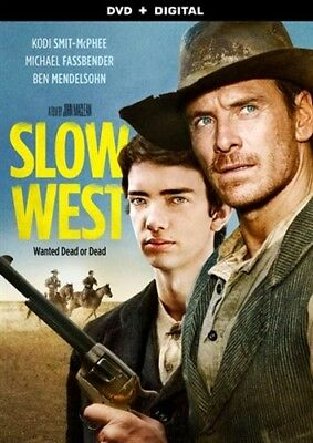 SLOW WEST New Sealed DVD