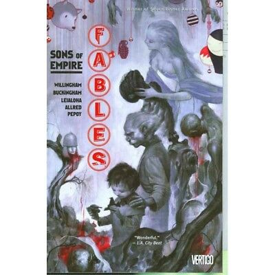 Fables TP Vol 09 Sons Of Empire - Brand New!