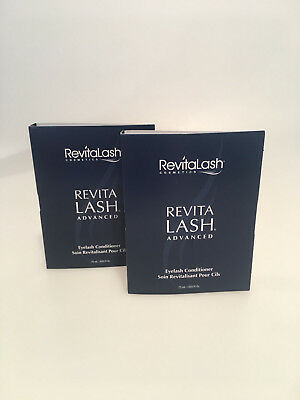 Revitalash Advanced Eyelash Conditioner Wimpernserum 2 x 0,75 ml Sample Size