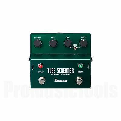Ibanez TS808DX Tube Screamer with boost - b-stock (1x opened box) *NEW* ts-808