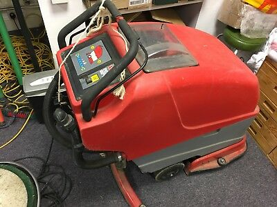 Victor SD 40 Scrubber Dryer In Need If Attention