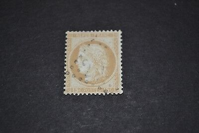 FRANCE 1873 cérès N°55 15 centimes GC TB