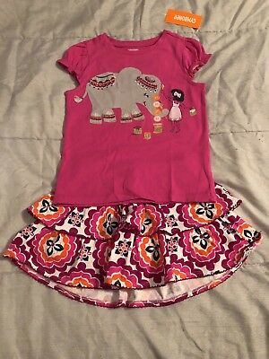 Gymboree Toddler Girl Outfit Size 2T/3T Nwt!