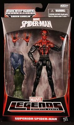 Marvel Legends THE AMAZING SPIDER-MAN 2  Action Figure Superior Spider-Man