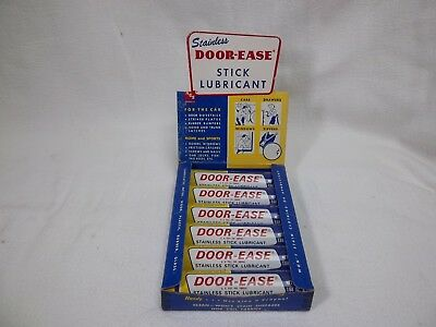 Stainless Stick Door-ease Display with 6 Tubes