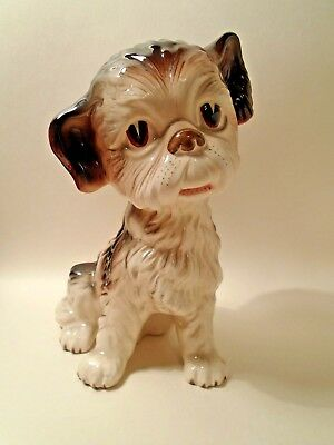 Melba  Ware  Puppy     Made  In  Staffordshire,  England    1950,s   (  V.g.c  )