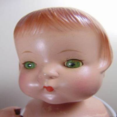 """1930 Retro Vtg Effanbee Composition Patsy Ann Doll Toy Restore Lgr 19"""" Collect"""