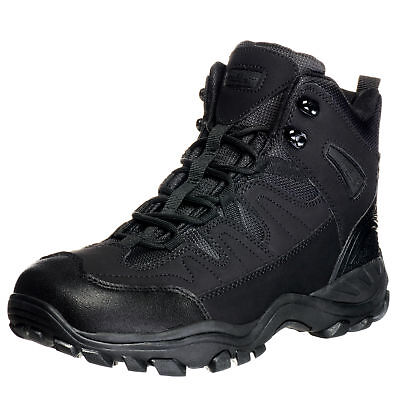 "Ameritac 6"" Striker Elite Work Outdoor Tactical Men's Black Boots"