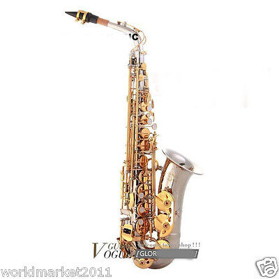 #13 Profession Musical Instruments Brass Hand Polished Compact Alto Saxophone