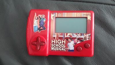 Zizzle Hight School Musical Electronic Game